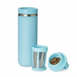 Tasse de voyage TeaTap Bleu
